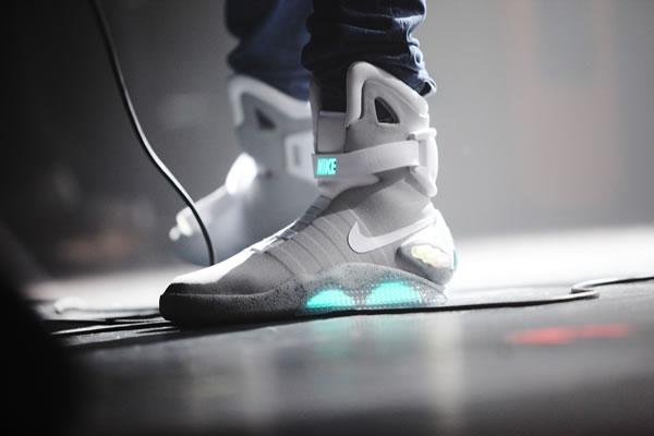 nike confirma las zapatillas de volver al futuro