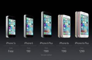 precios iphone 6s