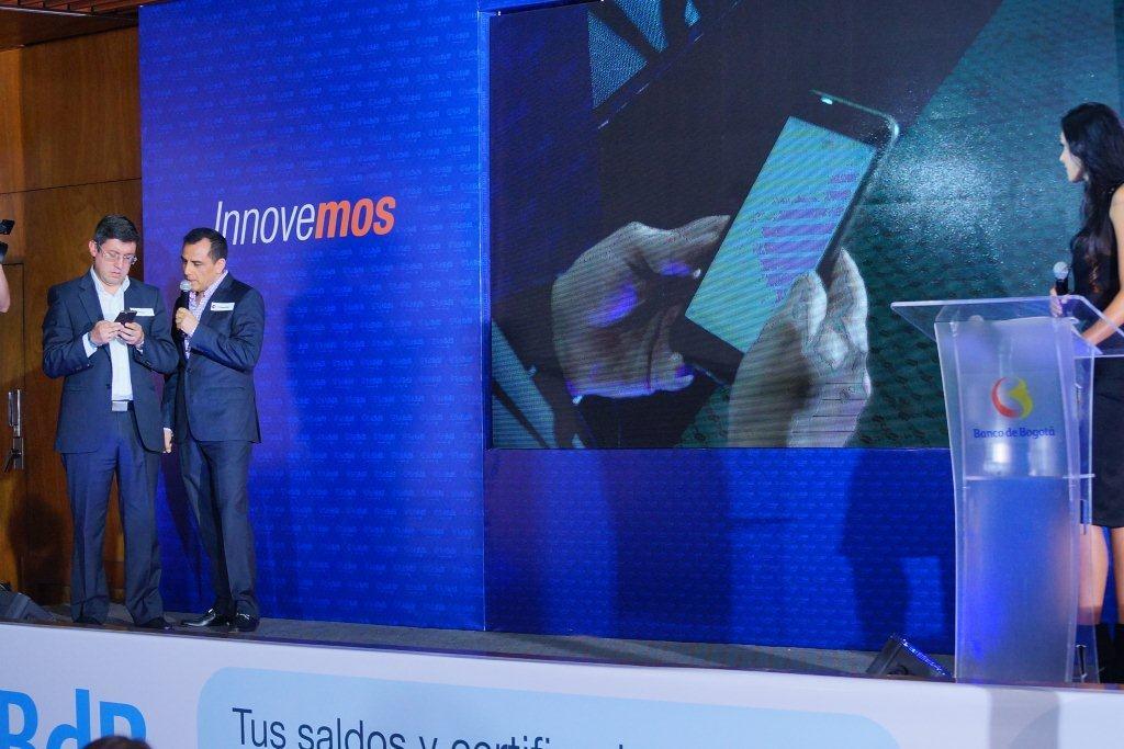 El Banco de Bogotá lanza TuitBdB