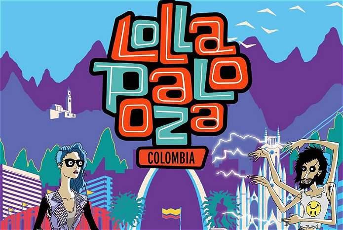 Se aproxima Lollapalooza 2016 Bogotá en octubre