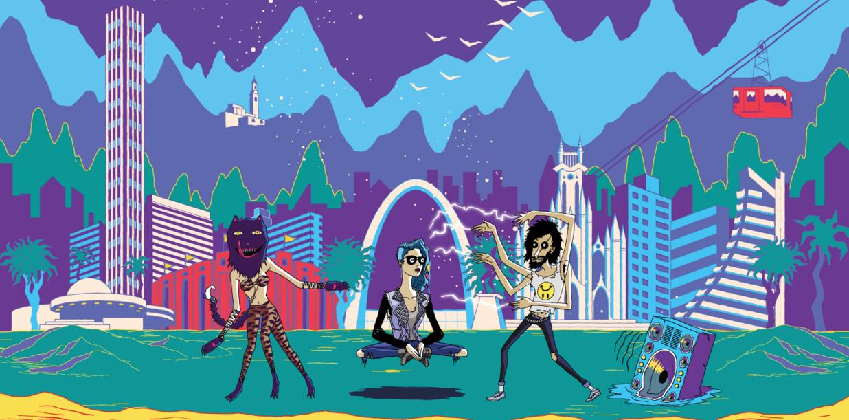 Se aproxima Lollapalooza 2016 Bogotá octubre entradas costos, costos Se aproxima Lollapalooza 2016 Bogotá