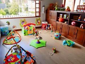 Kangaroo Day Care Actividades