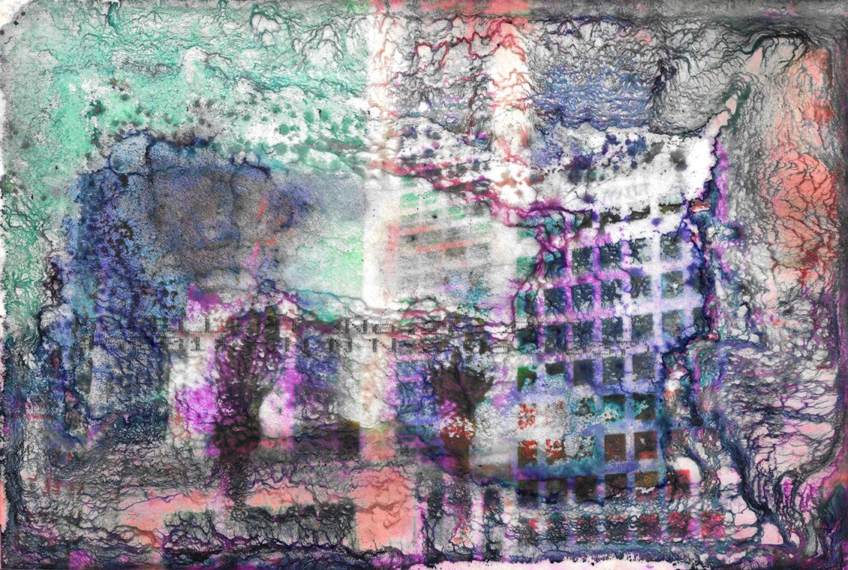 Obra de Milena Arango