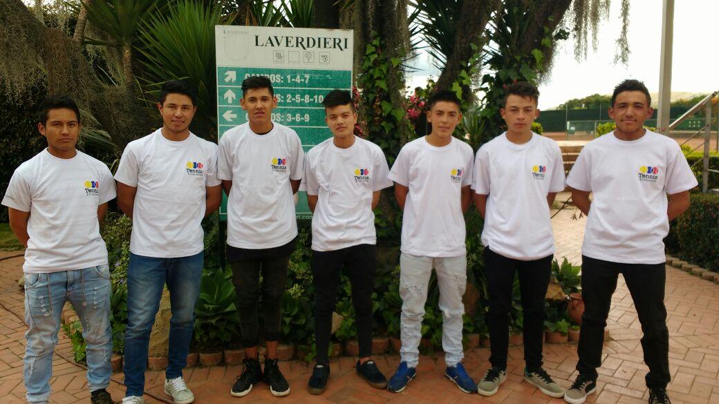 Fundación Tennis For Colombia
