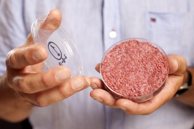 Cómo será en cinco años comer carne sintética