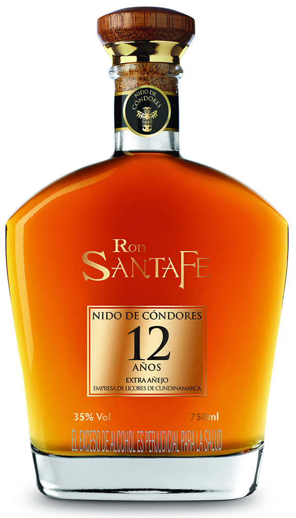 Santafe Ron 12 anŞos 750ml