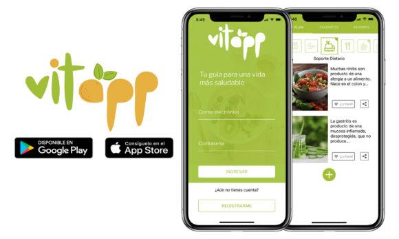Vitapp aplicación de salud cambios de habitos ivan yunis-100
