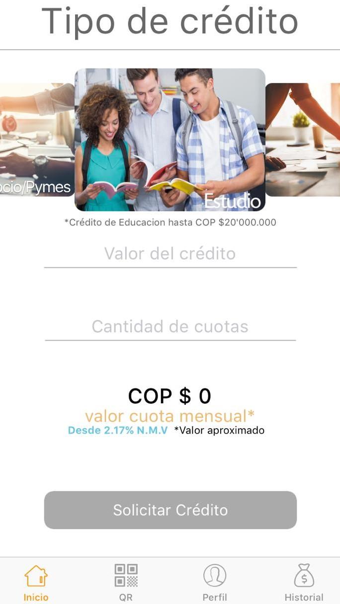 BioCredit App